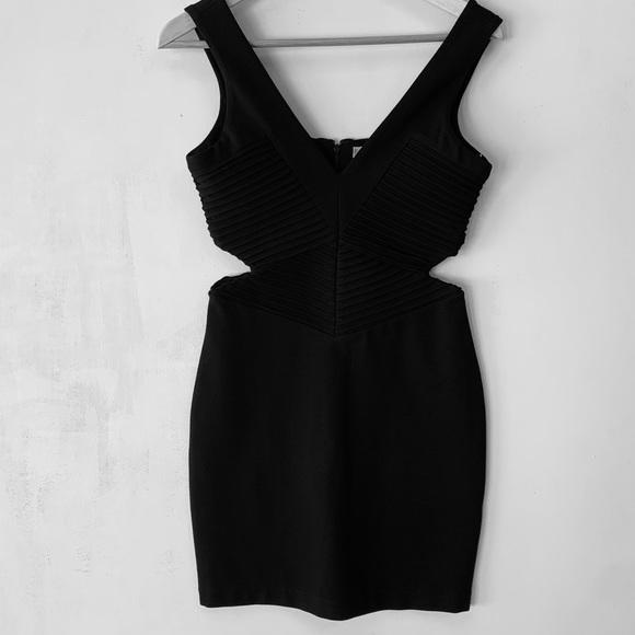 Parker Dresses & Skirts - Parker Rayon Blend Sleeveless Bodycon Dress Cutout